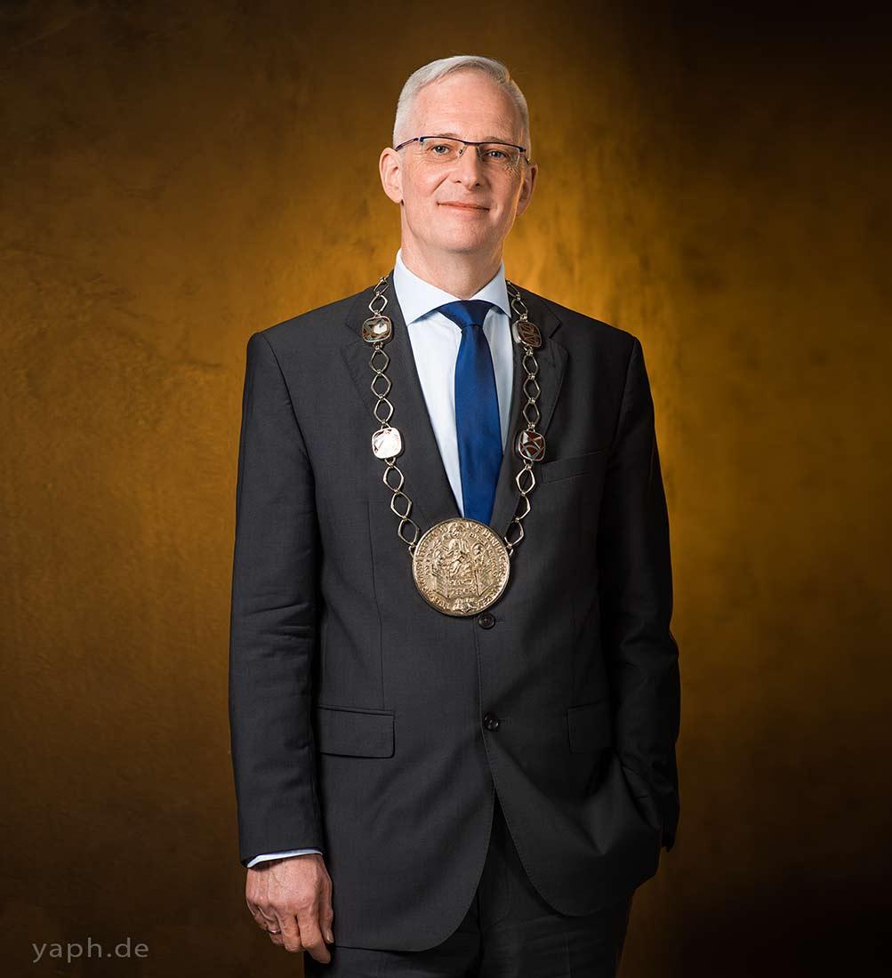 Wolfram Leibe Oberbürgermeister der Stadt Trier