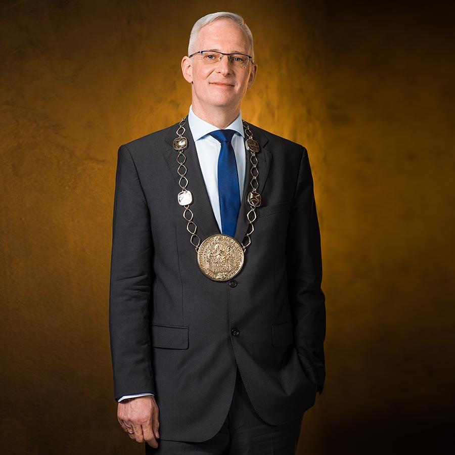 Wolfram Leibe, Oberbürgermeister der Stadt Trier